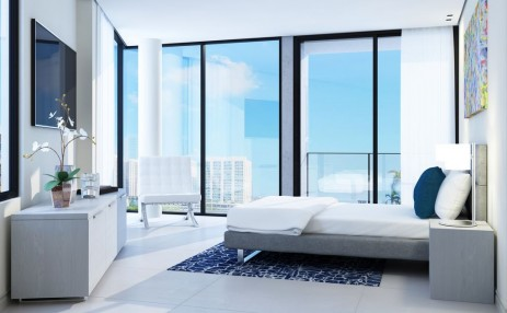 Bedroom - VODA Residences